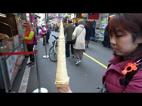 $1 Street Food Jumbo Ice Cream