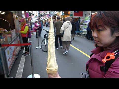 $1 Street Food Jumbo Ice Cream