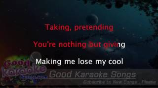 Desire -  Anna Calvi ( Karaoke Lyrics )
