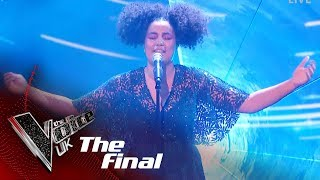 Ruti Olajugbagbe Performs 'If You're Not The One': The Final | The Voice UK 2018
