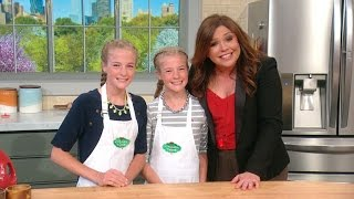 12-Year-Old Twins 'Two Peas in a Pod' Recipes