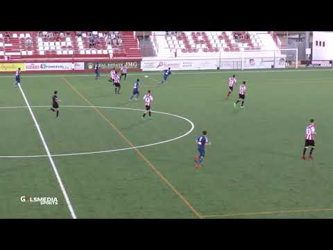 CD Acero 1 - 0 CD Olímpic de Xàtiva 2018/2019