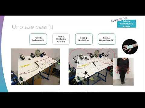 Big Data, Internet of things, Sistemi di visione, Strumenti di misura