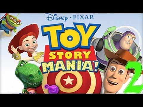 toy story mania xbox 360 gameplay