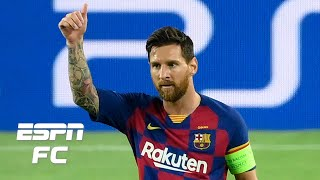 Barcelona Vs. Napoli Reaction: Why Its Lionel Messi Or Bust For Barcas UCL Hopes | ESPN FC