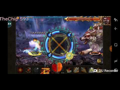 Combo de guerreiro legend online classic (видео)