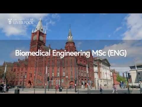 Biomedical Engineering MSc (Eng)