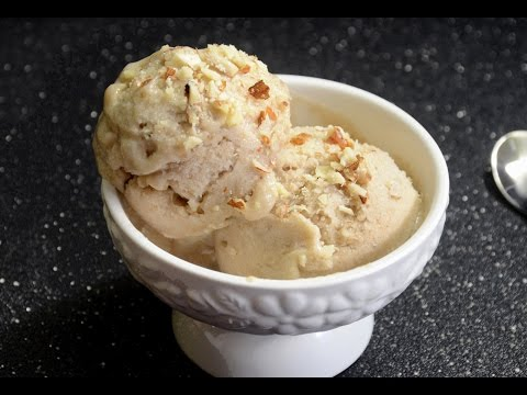 Video Instant Quick And Healthy Banana Ice cream ( No Ice cream Machine) Recipe