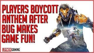 The Anthem Community Have FINALLY Had Enough!