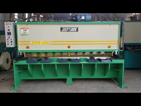 JHVR - 420 Hydraulic Shearing Machine