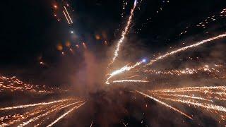 FPV vs Fireworks 2020 - Italy