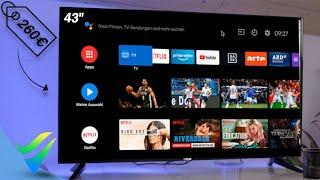 Der günstige 260€ Amazon Smart TV mit Android TV und Chromecast + Gewinnspiel | Venix