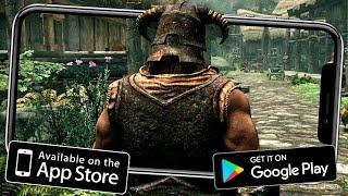 🔥The Elder Scrolls: Blades НА АНДРОИД! ИГРОДЕНЬ!