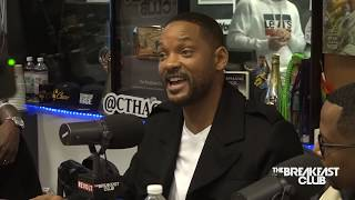 "Will Smith talks about painting himself into a corner as ""Will Smith"""