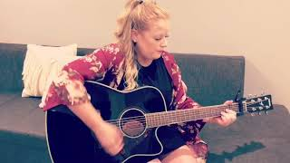 Be Country With Me. [Meghan Patrick Cover]