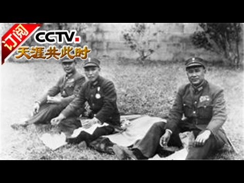 《天涯共此时》 20160524 揭秘白崇禧与蒋介石的恩怨