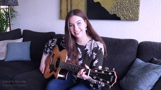 (Bee Gees) How Deep Is Your Love - Gabriella Quevedo