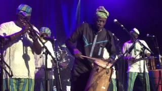 """Danialou Sagbohan: """"Agban"""" (Live Paris 2015)"""