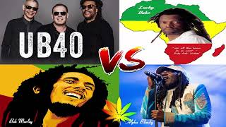 UB40, Bob Marley, Lucky Dube, Alpha Blondy Greatest Hits Reggae Songs   Best Of Playlist 2018