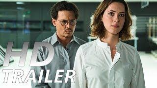 TRANSCENDENCE Johnny Depp  Trailer & Filmclips German Deutsch HD
