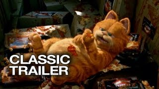 Garfield (2004) Official Trailer # 1   Bill Murray HD