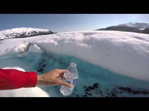 There's Nothing Purer Than Water From a Glacier