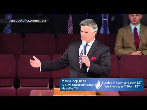 The Apostolic Connection with Evangelist Robert Tisdale