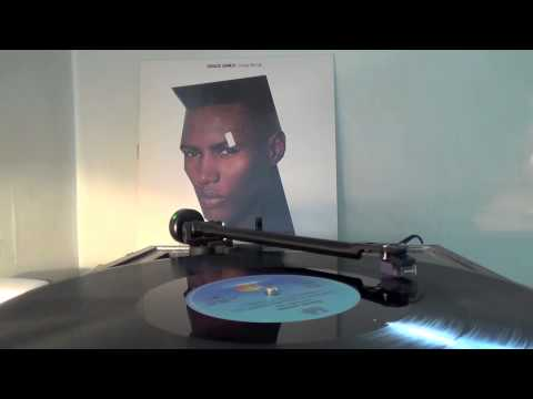 Grace Jones - The Apple Stretching - Vinyl - at440mla - Living My Life