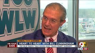 Bill Cunningham returns to 700 WLW show after heart surgery