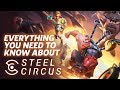 Everything You Need To Know About The Multiplayer Sports Game Steel Circus