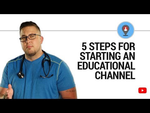 YouTube pros share 5 steps for getting your educational channel started