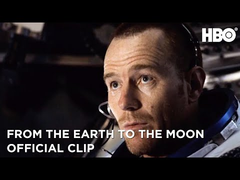From the Earth to the Moon (2019): Moon Landing (Clip)   HBO
