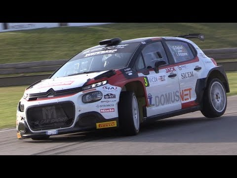 Citroën C3 R5 in Action-Sound, Accelerations, FlyBys & More