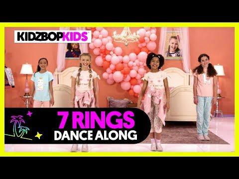KIDZ BOP Kids - 7 Rings (Dance Along)