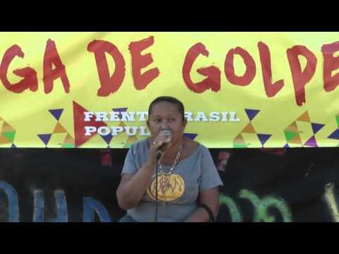 Carmem Souza - Não Vai Ter Golpe!