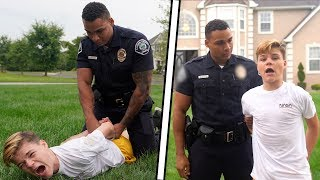 I got arrested for breaking into Lance Stewarts House