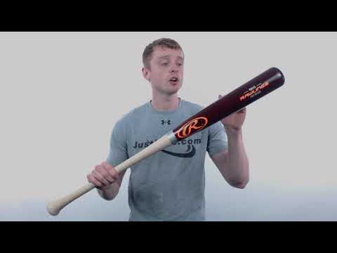 Rawlings Pro Grade Birch Wood Baseball Bat: PBXXX