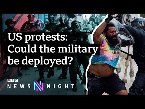 Download What's next? US protests continue after the death of George Floyd – BBC Newsnight Mp4 HD Video and MP3