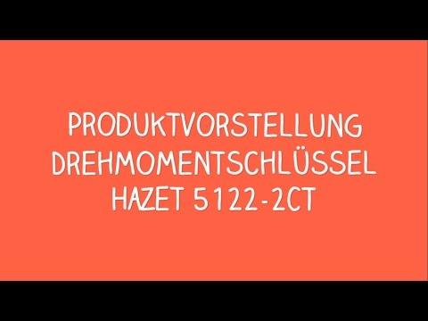 Hazet 5122-2CT Drehmomentschlüssel