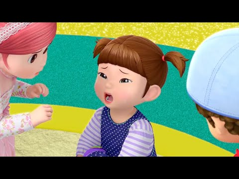Kongsuni and Friends | BRAND NEW! | Night Without Mom | Kids Cartoon | Toy Play | Kids Movies