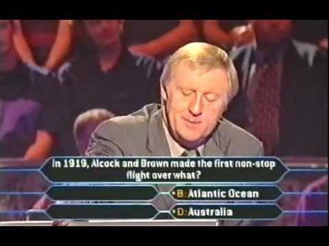 Who Wants To Be A Millionaire - Parent and Child Special 4th October 2001