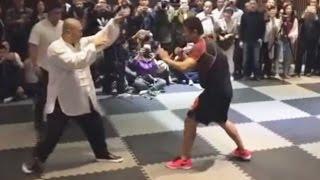 Download Video Maestro de Tai Chi reta a pelear a maestro de MMA y esto sucede MP3 3GP MP4