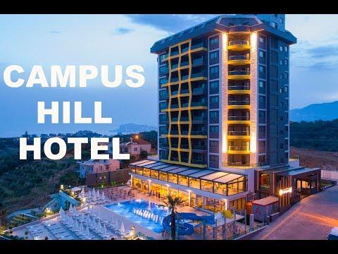Campus Hill Hotel - Alanya