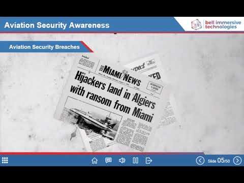 Aviation Security Awareness