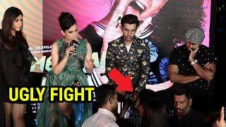Kangana Ranaut's UGLY FIGHT with a reporter at Wakhra Swag song launch | Judgementall Hai Kya