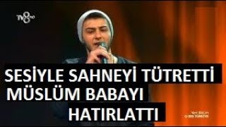 Cenk BAŞ - Paramparça | O ses Türkiye