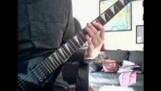 Me playing Savage Messiah from Arch Enemy