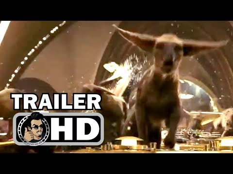 STAR WARS: THE LAST JEDI International Trailer #3 (2017) Sci-Fi Fantasy Movie HD