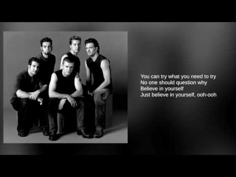 Believe in Yourself (Song) by 'NSYNC