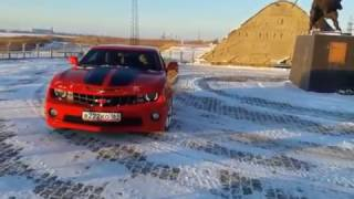 RedeX! Андрей Керимов купил маме квартиру, а себе автомобиль Camaro!